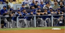 Dodger pitchers wear out Cubs to take NLCS opener at Dodger Stadium