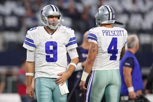 Cowboys News: Cowboys leaning on Dak Prescott like they did on Tony Romo for so long