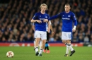 Tom Davies wants to emulate Wayne Rooney's trophy-laden career with Everton