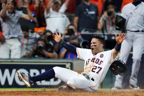 MLB Roundup 10/15: Astros take a 2-0 lead