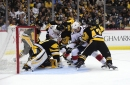 Sloppy Panthers fall 4-3 to Penguins