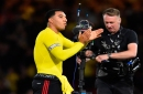 Arsenal lack 'cojones' says Troy Deeney after Watford come back to stun Gunners