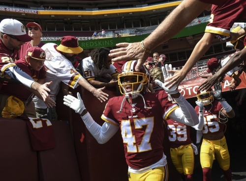 Redskins Gameday: Kyle Shanahan, Pierre Garcon return as Washington prepares to clash with San Francisco 49ers