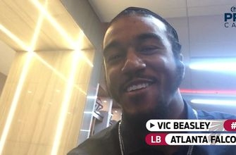 Falcons Pro Bowl linebacker Vic Beasley Jr. is back from injury | PROcast