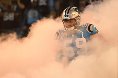 Panthers injury news: Conflicting reports arise regarding Luke Kuechly's alleged concussion vs Eagles on TNF