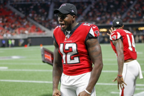 Falcons, Dolphins release inactive lists for Week 6 matchup