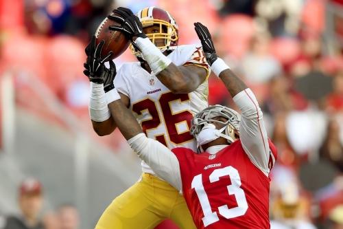 Redskins v. 49ers Staff Picks: Back With A Vengeance