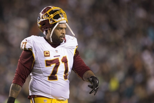 Redskins vs 49ers Inactives: Trent Williams is Active