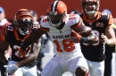 Browns' Week 6 inactives: Kenny Britt is out, OL in tact