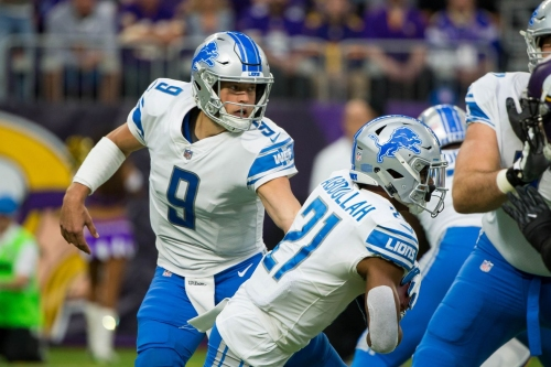 Lions-Saints inactives: Matthew Stafford officially ACTIVE; Lang, Golladay OUT