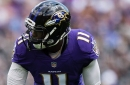 Without WR Jeremy Maclin, the Ravens will need Breshad Perriman to step up