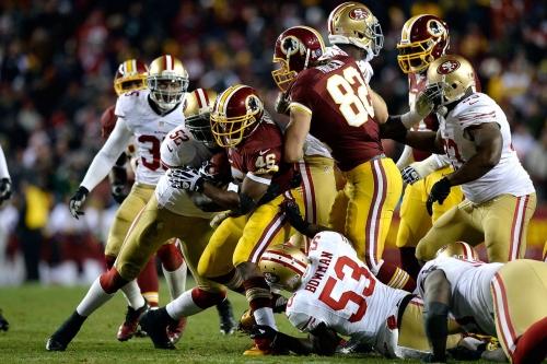 Week 6: Redskins v. 49ers