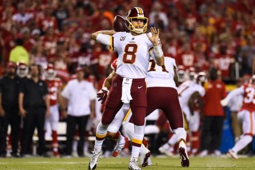 Washington Redskins vs San Francisco 49ers: 1st Quarter Open Thread