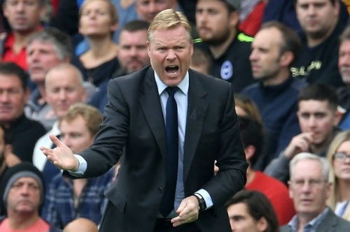 Ronald Koeman urges Everton to take confidence from late equaliser against Brighton
