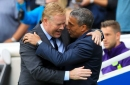 Chris Hughton admits Brighton can have no complaints over Everton's late penalty award