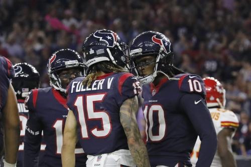 2017 Houston Texans Gameday Live: Texans vs Browns (First Quarter)