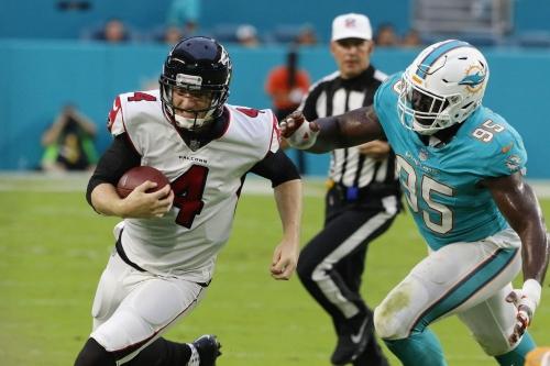 Miami Dolphins @ Atlanta Falcons Live Thread & Game Information