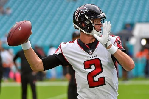 Matt Ryan finds Marvin Hall for 40-yard Falcons touchdown
