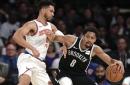 Jeff Hornacek sets defensive challenge for second-year Knick