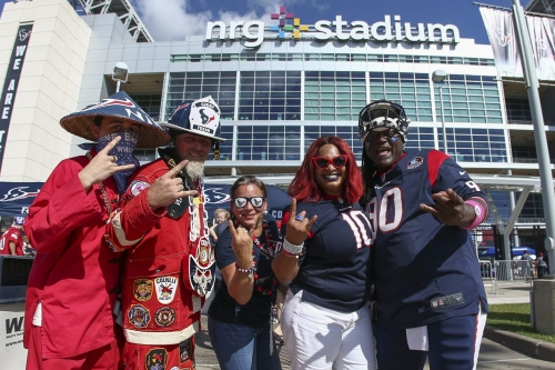 Cleveland Browns vs. Houston Texans - 2nd Quarter Game Thread