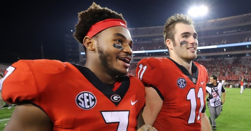 Georgia ranked No. 3 in AP poll after week 7 win over Missouri