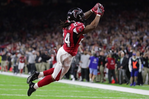 Halftime analysis: Falcons dominating Dolphins 17-0