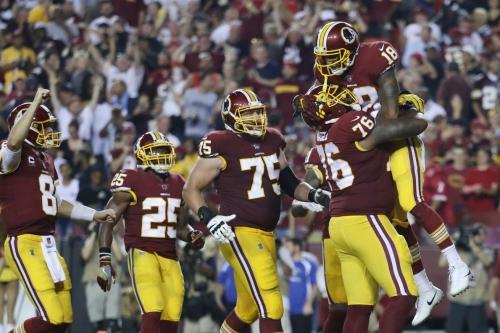 Washington Redskins vs San Francisco 49ers: 3rd Quarter Open Thread