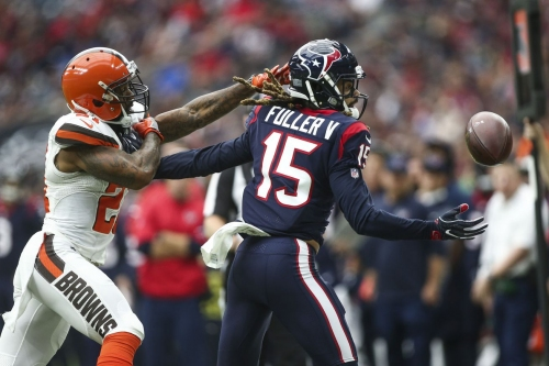 Cleveland Browns vs. Houston Texans - 3rd Quarter Game Thread