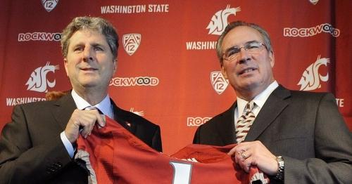 WSU athletic director Bill Moos leaves Pullman to became AD at Nebraska