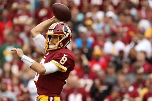 Washington Redskins vs San Francisco 49ers: 4th Quarter Open Thread