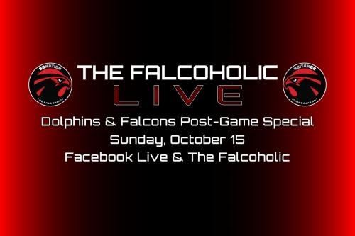The Falcoholic Live: Dolphins @ Falcons Post-Game Special