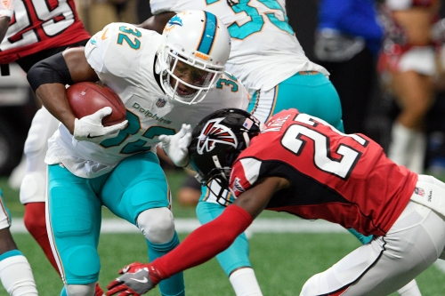 Falcons self destruct again: 3 takeaways from loss to Dolphins