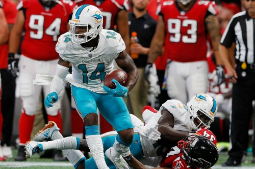 Dolphins at Falcons final score and immediate reactions