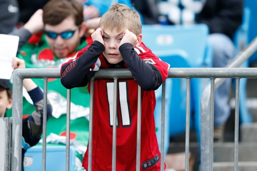 Falcons fans furious on Twitter after latest second-half collapse