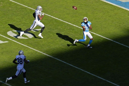 Los Angeles Chargers at Oakland Raiders: Open Thread