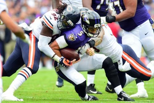 Ravens vs. Bears: MVP, 2 Winners, 5 Losers