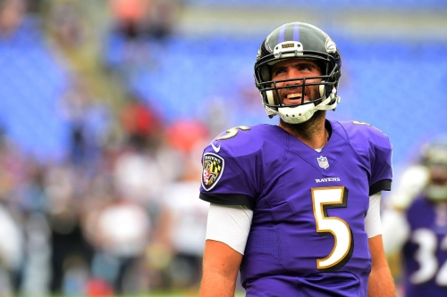 Ravens make a complete 180 turn from performance against the Raiders