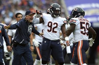 Bears beat Ravens 27-24 in OT (Oct 15, 2017)