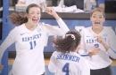 Kentucky Wildcats Volleyball makes history with win at No. 1 Florida Gators