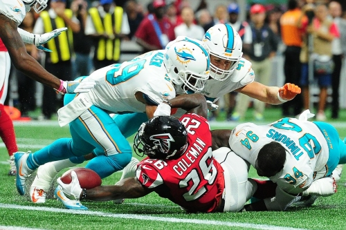 The Dolphins comeback was the second-biggest of the Dan Quinn era
