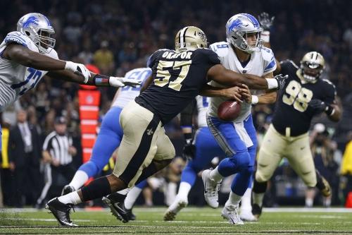 Lions-Saints final score: Detroit's wild comeback falls short, 52-38