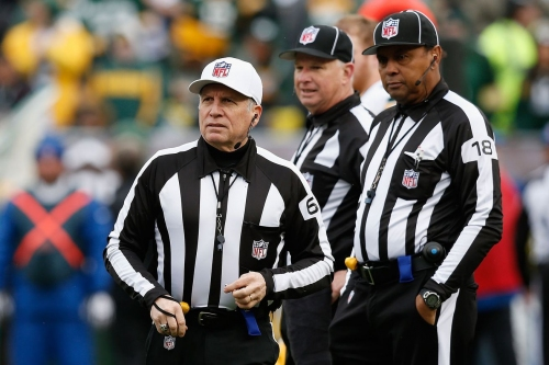 Monday Night Football Officiating Crew Could Make Colts Vs Titans Unbearable