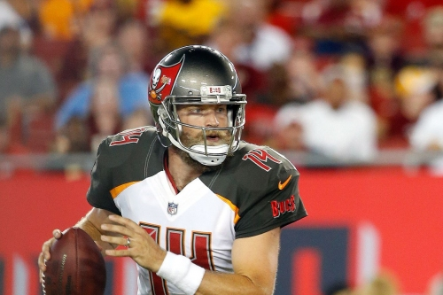 This Ryan Fitzpatrick flip sums up the Buccaneers' game