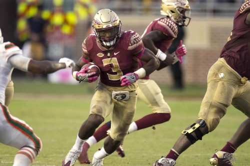 Florida State favored by touchdown over Louisville
