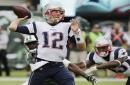 Tom Brady gets regular-season wins record as Patriots hold off Jets