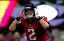 Falcons have three consecutive road games following Week 6 loss to Dolphins
