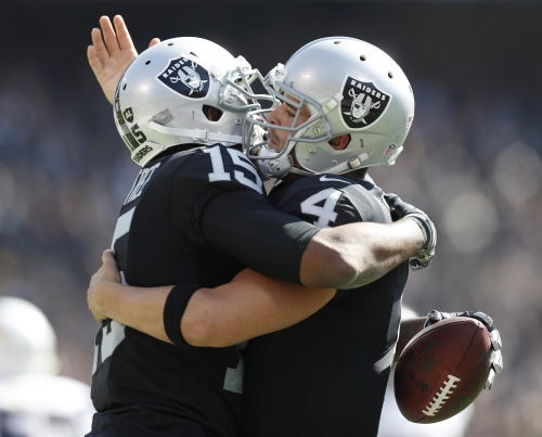 Photos: Raiders host Chargers