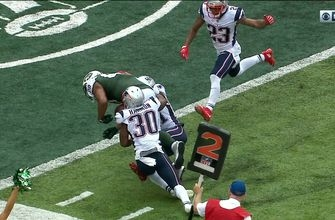 Mike Pereira and Dean Blandino think the Jets late TD against the Patriots should not have been reversed