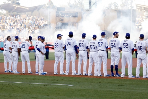 Playoffs Game Thread: Cubs at Dodgers