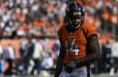 Donald Stephenson, Cody Latimer among Broncos' inactives vs. Giants